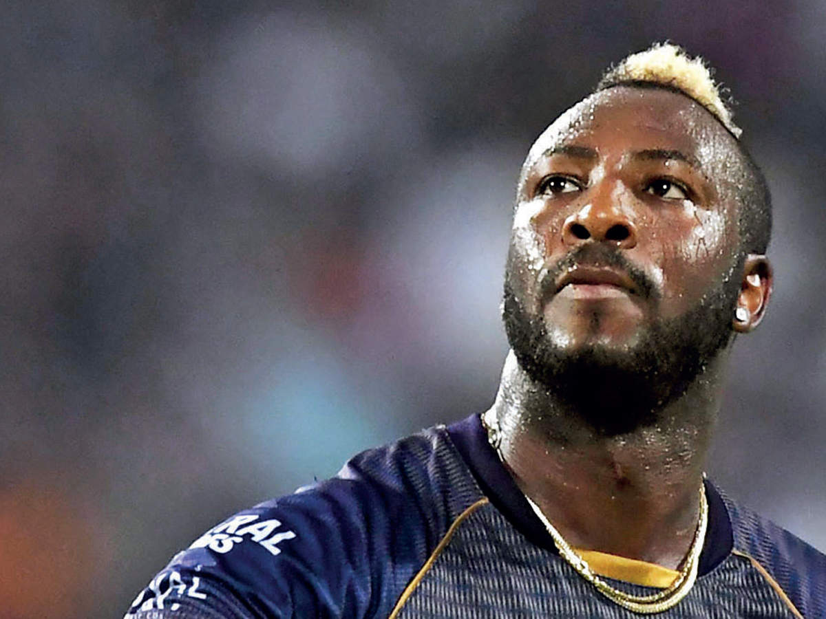 andre russell: I could sense tears roll down my cheeks: Andre Russell,  Kolkata Knight Riders - The Economic Times