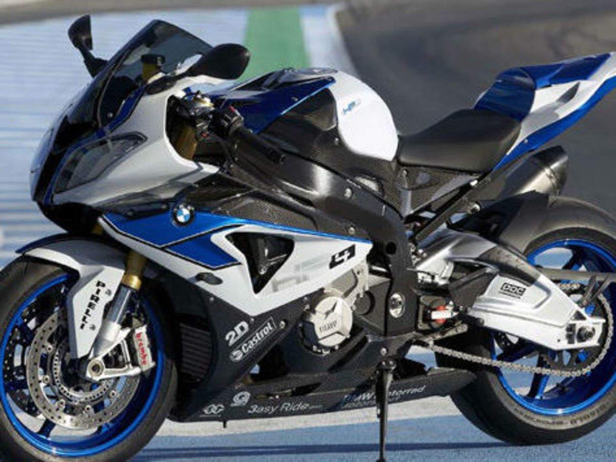 Bmw Motorrad Unveils Abs Pro Braking System The Economic Times
