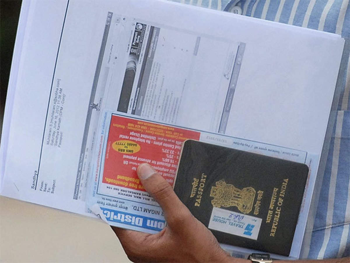 Indians with US visas to receive visa on arrival in UAE - The Economic Times