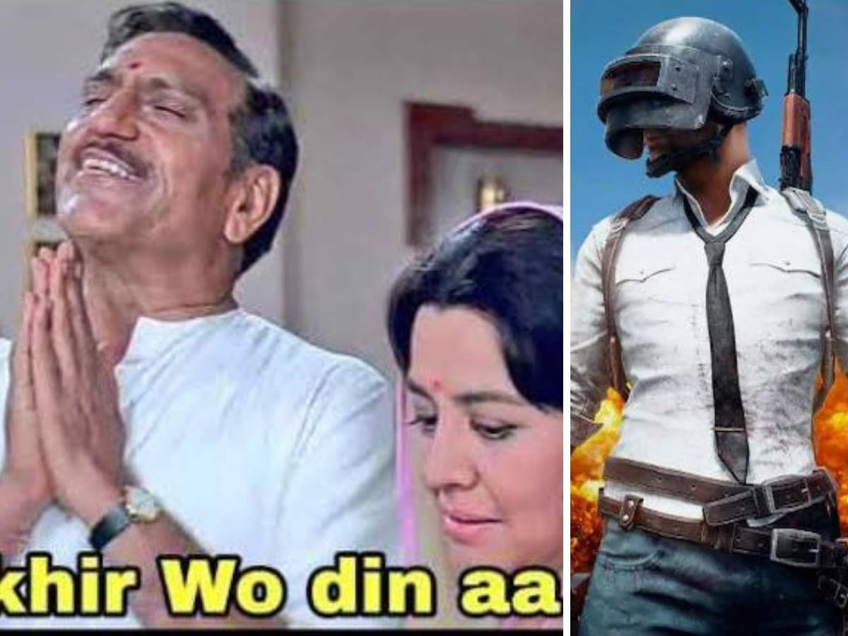 Pubg Ban Memes Desi Twitter Explodes With Memes Of Dhoni Indian Parents After Pubg Ban Netizens Poke Fun At Plight Of Gamers The Economic Times