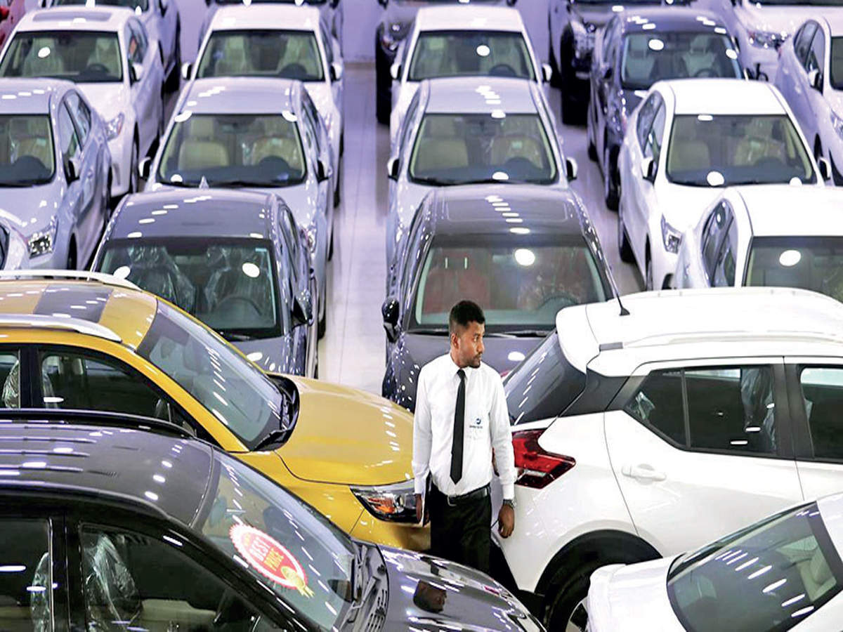 Auto sales: It's May-hem in auto, sales may fall 70-80% - The Economic Times