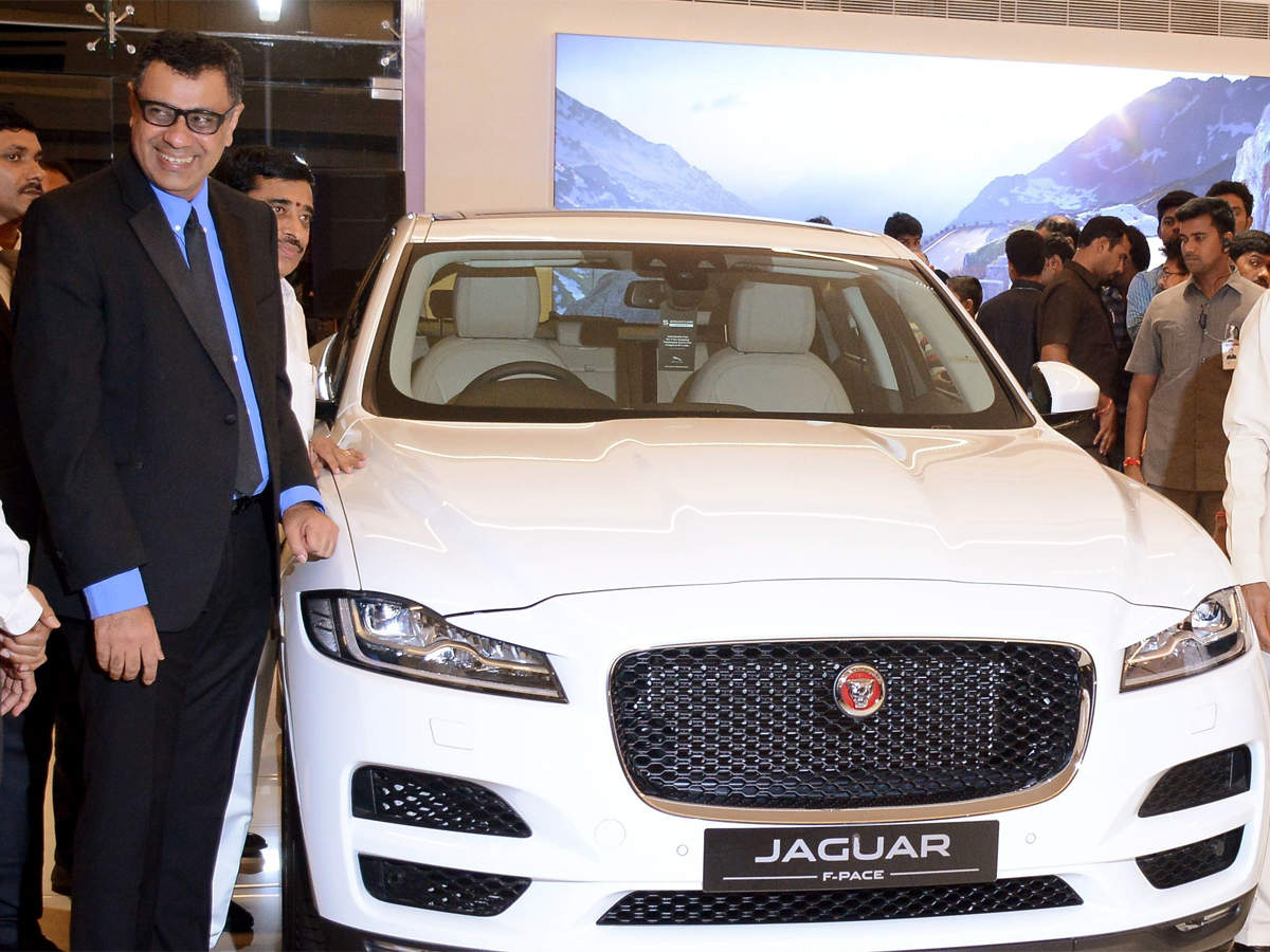 Jaguar Land Rover Tata Motors Owned Jlr Looks To Build On Foundation Of Ten Years In India The Economic Times