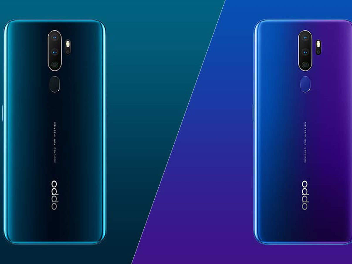 Amazon Amazon Launches Sale Of Oppo A9 2020 For Rs 16 990 The Economic Times