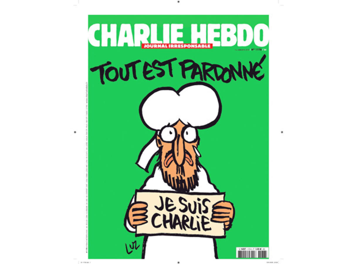 Locals Turn To Online Site To Read Charlie Hebdo Magazine The Economic Times