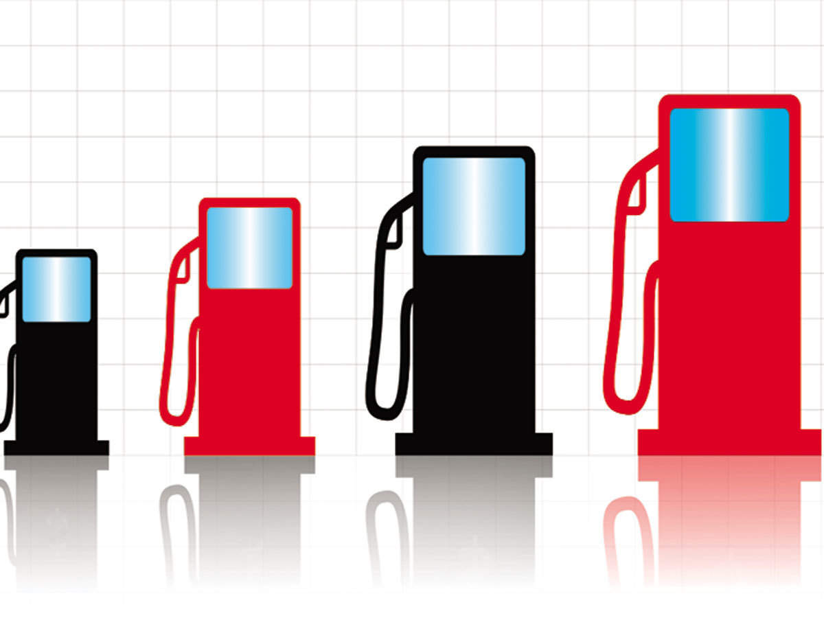 Petrol Price Today Fuel Prices Here Are Today S Petrol Diesel Rates In Different Cities The Economic Times