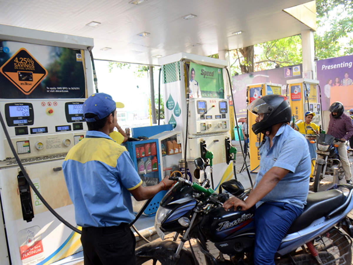 Petrol, diesel prices continue their record breaking spree with another  hike today - The Economic Times