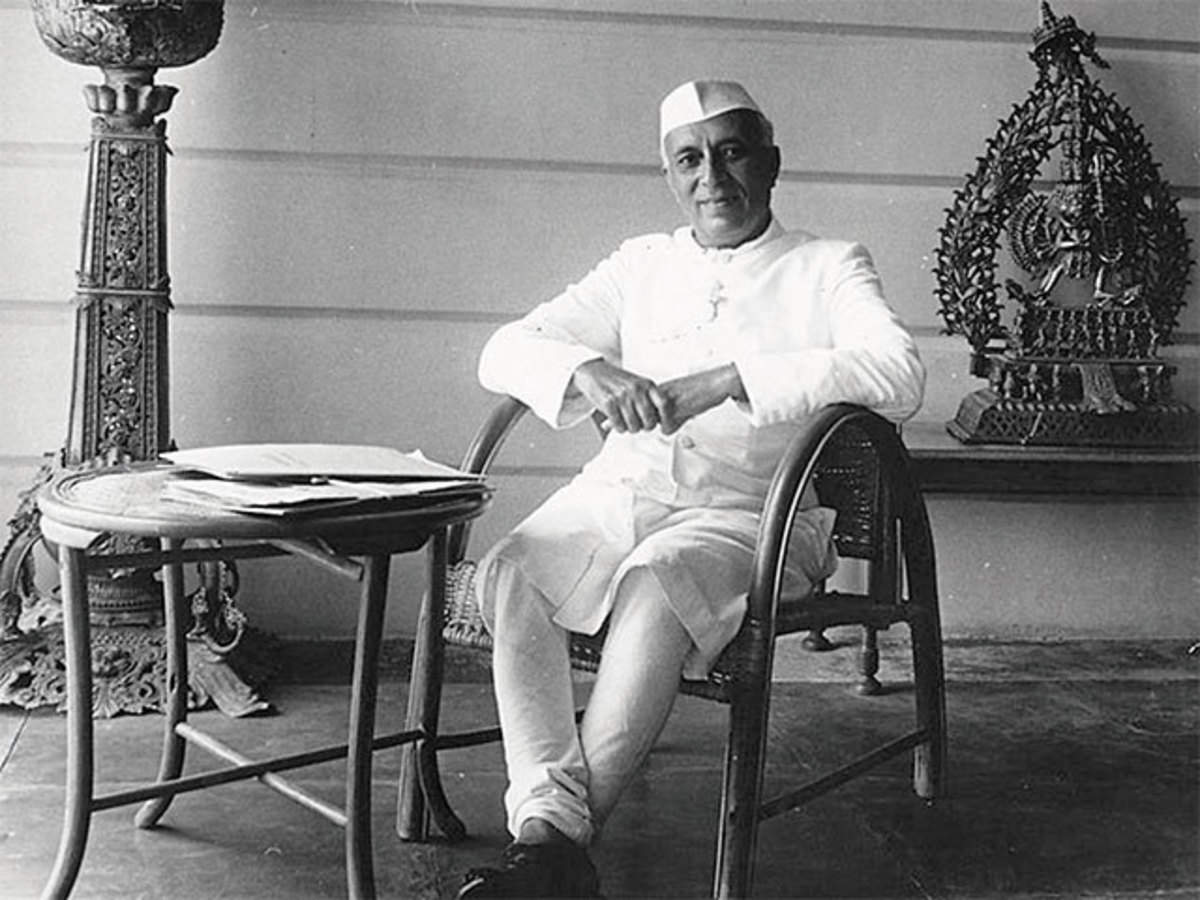 Jawaharlal Nehru: A stickler for protocol and penny-pincher on official  tours - The Economic Times