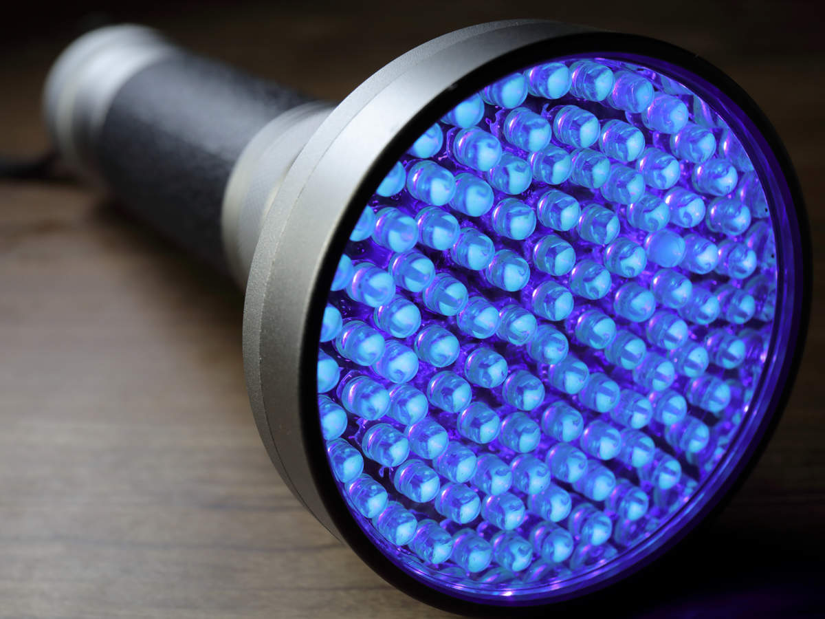 Ultraviolet LED light: Corona care: UV LEDs can disinfect surfaces, reduce  transmission - The Economic Times