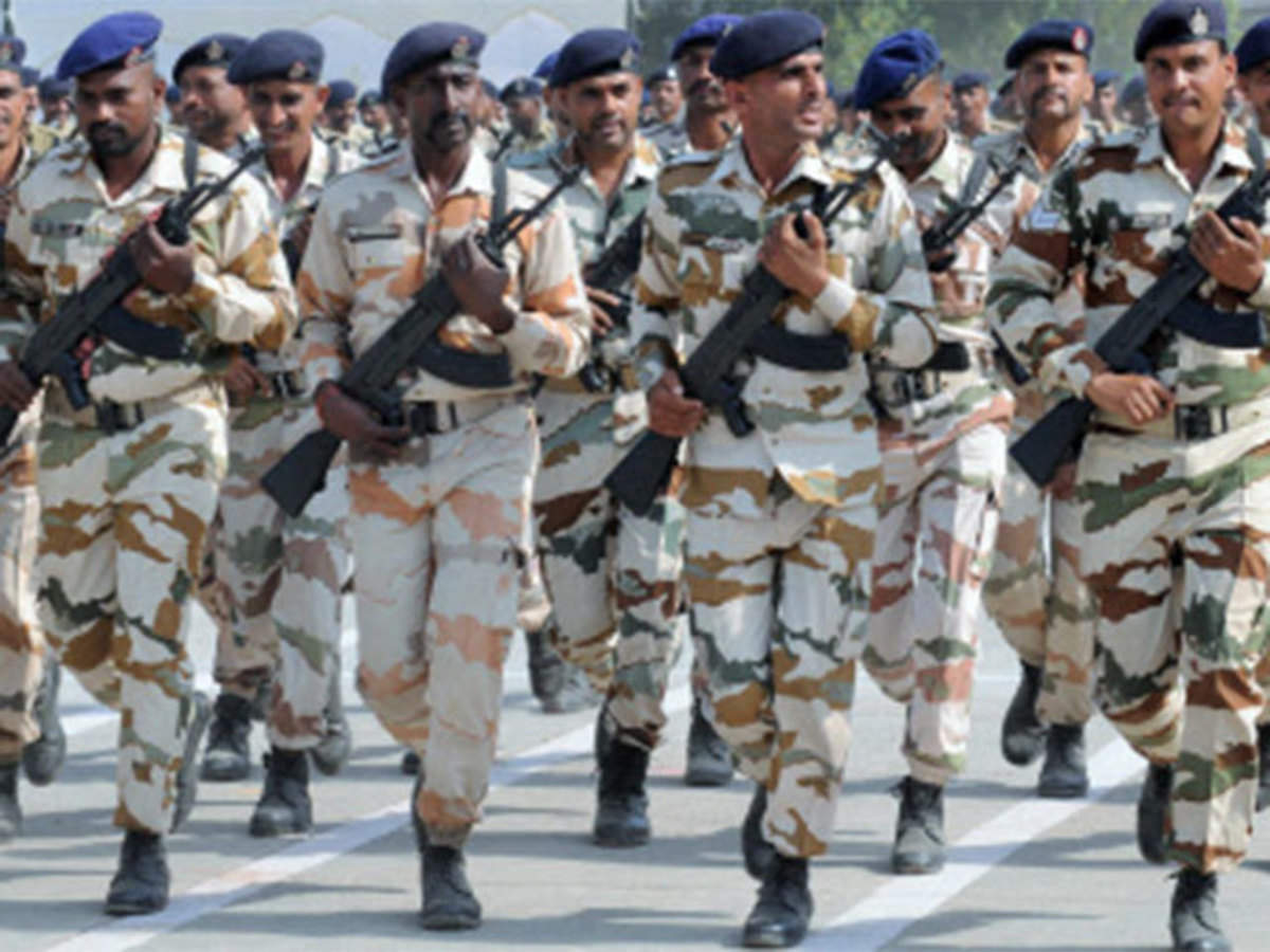 ITBP: China border: ITBP to get major manpower, infra boost - The Economic  Times