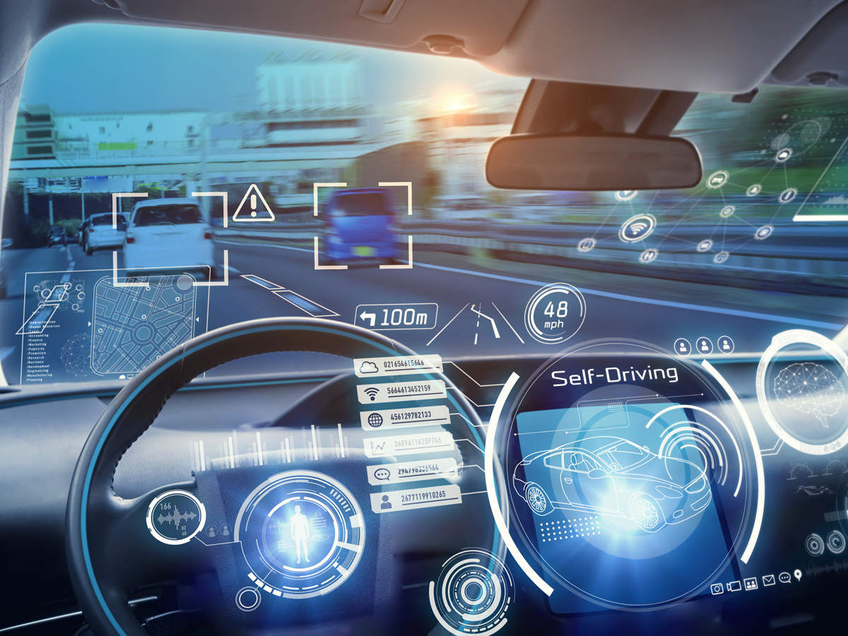 Driverless Cars: Soon, driver-less cars will be empowered with human-like  reasoning - The Economic Times