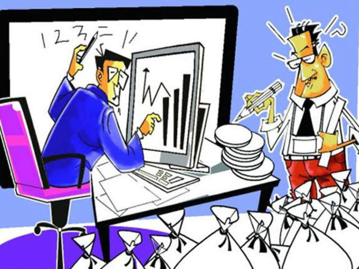 Forensic Audit Professional See Good Time In Bad Debt The Economic Times