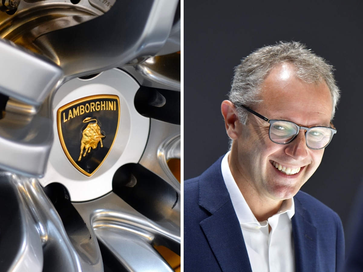 Lambhorgini Bye Bye Lamborghini Hello F1 Ex Chief Of Audi Ferrari Bids Adieu To Luxury Cars Becomes Formula 1 Ceo The Economic Times