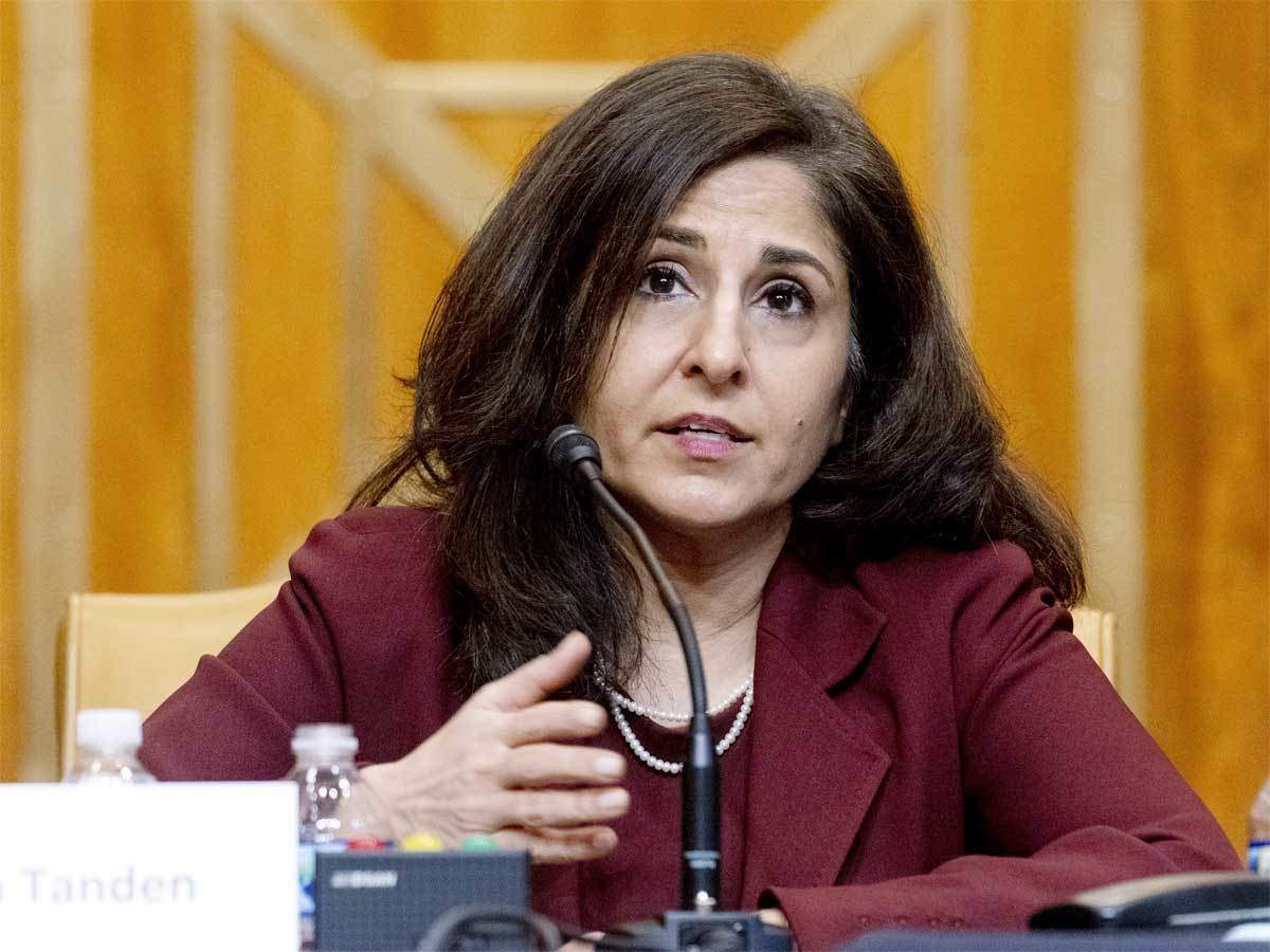 Neera Tanden: Indian-American Policy Expert Neera Tanden Appointed White  House Senior Adviser - The Economic Times