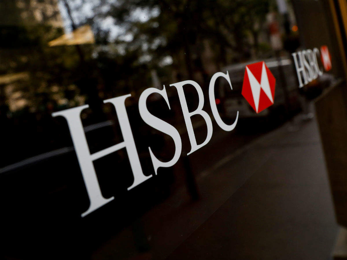 HSBC first-half profit plunges 65% as loan provisions rise - The Economic Times