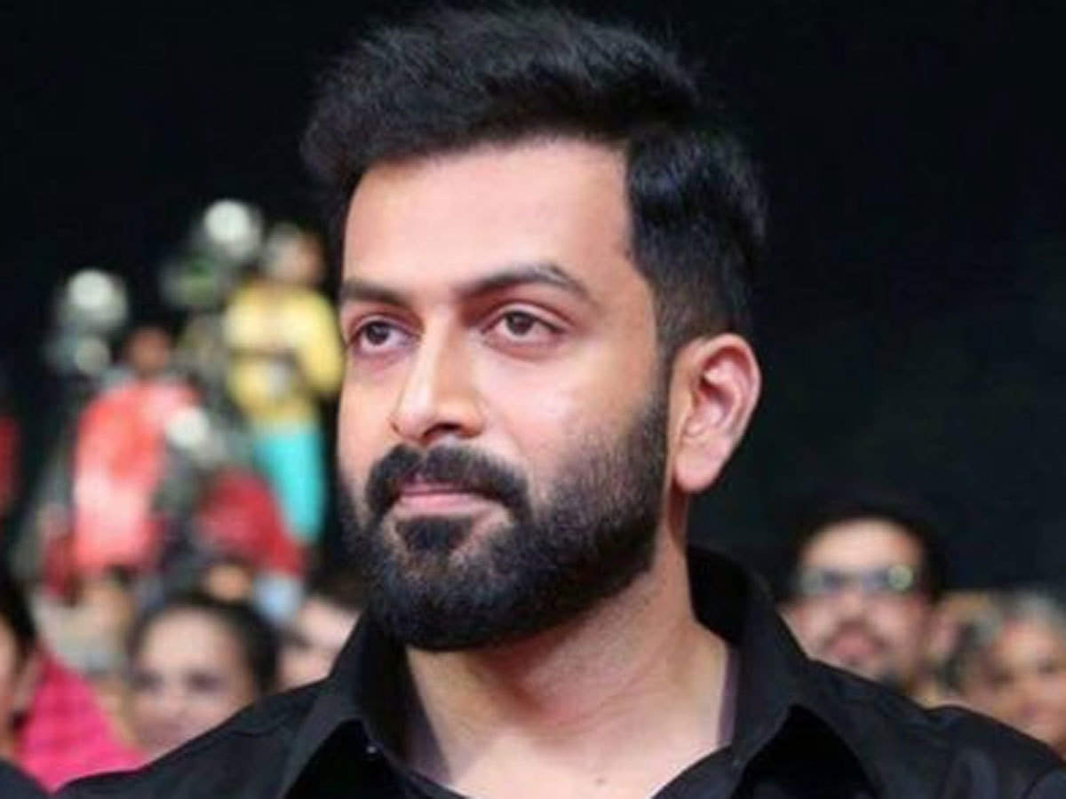 South star Prithviraj to feature in 'India's first movie shot completely in  virtual production' - The Economic Times