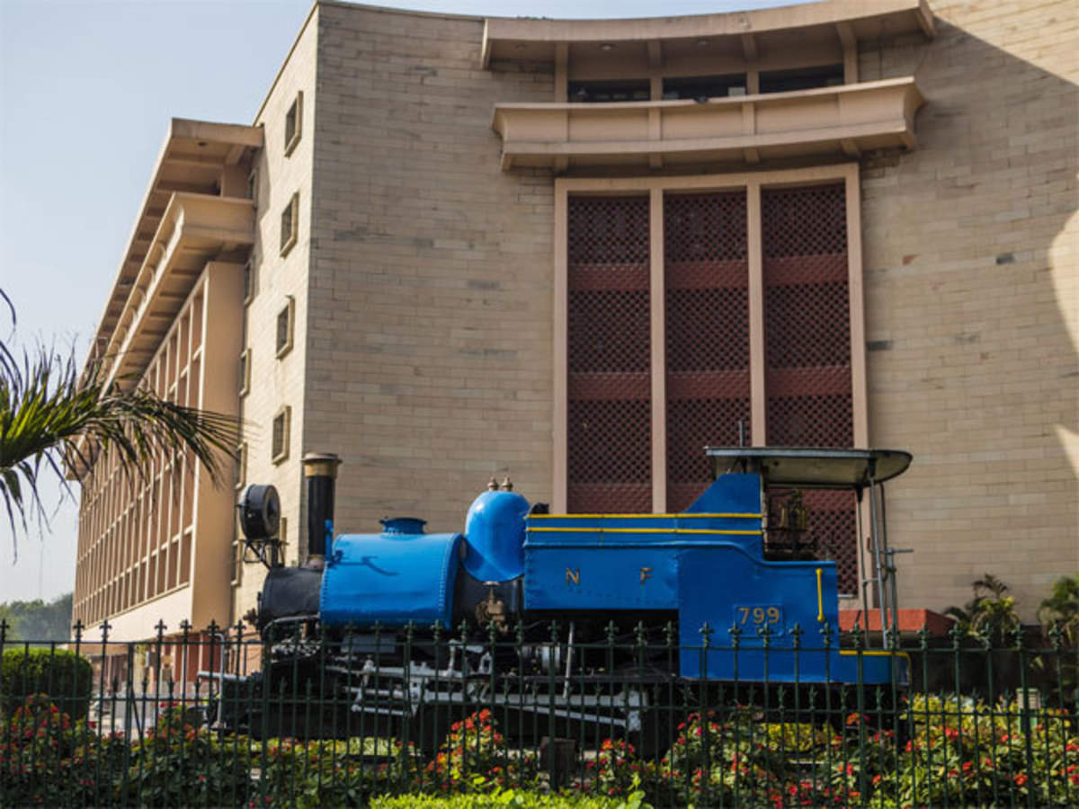 Rail Bhavan comes under MHA security cover - The Economic Times
