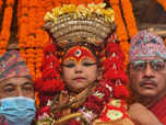 Nepal's living deities are now on a tour