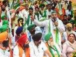 'Kisan Sansad' at Jantar Mantar, Delhi