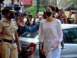 Ananya before NCB, denies 'drug' chats