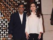 Ambanis' Star-Studded Soirée: SRK, Katrina, Sachin Tendulkar Party With London Mayor Sadiq Khan