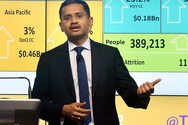 We're structuring for double-digit growth: TCS CEO Rajesh Gopinathan