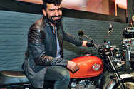 Our ambition is to be global: Siddhartha Lal, Eicher Motors