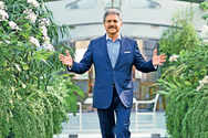 Going green makes good business sense: Anand Mahindra