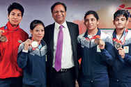Focus is on the Sport, not the Politics: Ajay Singh, President, Boxing Federation of India