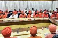 Lingayat issue: MHA to examine K'taka govt proposal