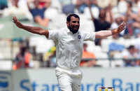 Mohammed Shami cleared on fixing charges, gets grade B BCCI contract