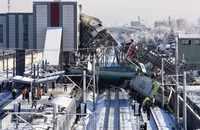 9 dead, dozens injured in Turkey train crash