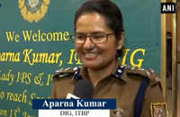 Aparna Kumar becomes first women IPS to complete South Pole expedition, aims to conquer North pole