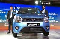 New Maruti Suzuki WagonR launched, prices start at Rs 4.19 lakh
