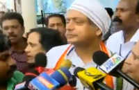 Confident that I will be serving the people of Thiruvananthapuram for another five years: Shashi Tharoor