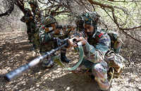 J&K: 2 terrorists killed in Kulgam encounter