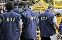 NIA arrested 2 ISIS suspects after massive raids conducted in Coimbatore (Tamil Nadu)