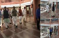 All party meeting begins at Parliament, ahead of 17th lok sabha