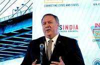 Mike Pompeo in India today ahead of Modi-Trump meet on G20 sidelines