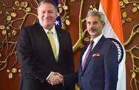Mike Pompeo meets S Jaishankar, holds talks to strengthen Indo-US strategic partnership