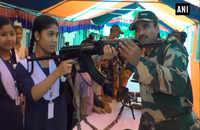 Kargil Vijay Diwas: BSF organises week long program in Tripura's Dhalai