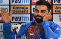 Need to try different combinations for next T20 World Cup: Virat Kohli