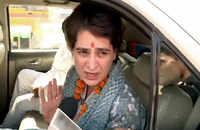 UP tops the list in crime against women: Priyanka Gandhi in Raebareli