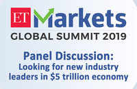 ETMGS 2019 Panel Discussion:  Looking for new leaders in $5 trillion economy