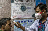 Coronavirus in India: 601 fresh cases reported in last 24 hrs, total tally reaches 2,902; death toll at 68