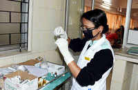 Coronavirus in India: Total tally reaches 3374, death toll rises to 74; cases doubling every four days