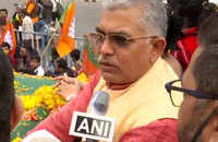 BJP ready to oust Mamata Banerjee from Bengal, says Dilip Ghosh