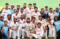India script history at Gabba, retain Border-Gavaskar Trophy with 2-1 series win