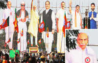 Kamaraj legacy fight: DMK slams BJP, says 'party doesn't have tall leaders of its own'