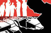 West Bengal: ED raids multiple properties of a businessman in Kolkata, in connection with coal scam