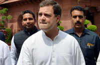 'National security jeopardised': Rahul Gandhi attacks Centre on disengagement talks with China